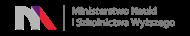 logo Ministerstwo Nauki i Szkolnictwa Wyższego